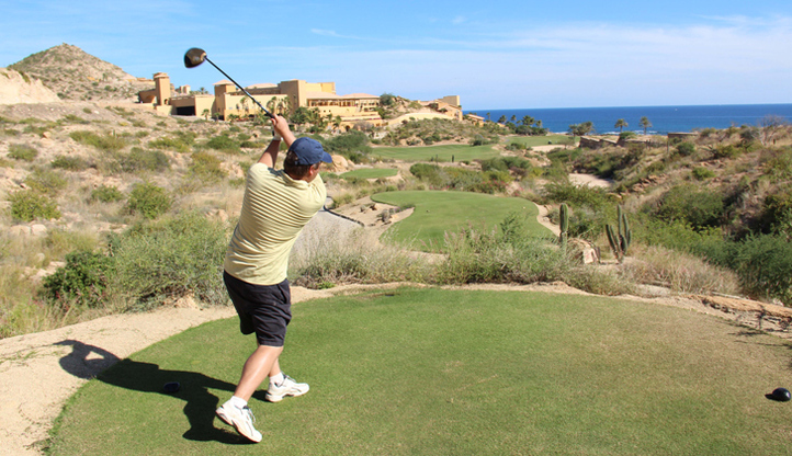 Cabo del Sol Ocean Golf Hole #5 Review Picture