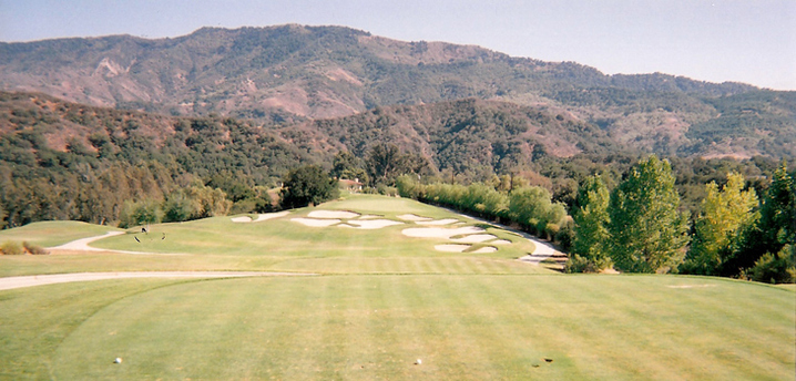 Ojai Valley Inn Golf #16 Picture