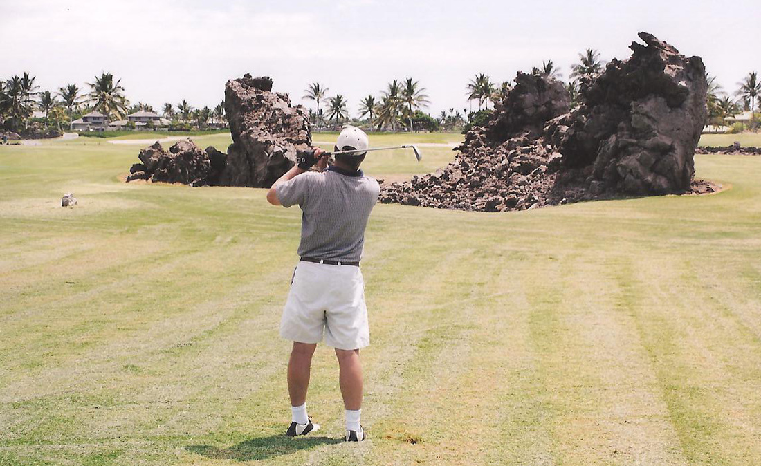 Mauna Lani #1 Picture, Big Island Golf Photo