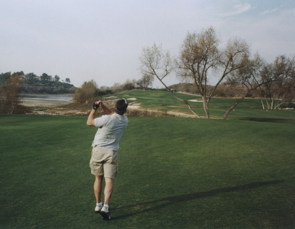 Strawberry Farms Picture, Orange County Golf Photo