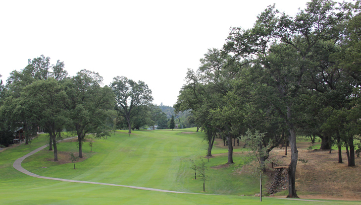 Pine Mountain Lake golf #16 Picture