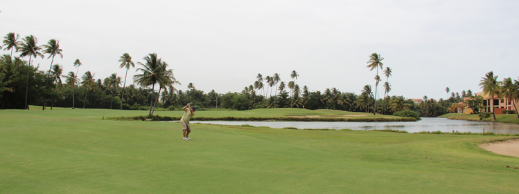 Puerto Rico Golf Picture