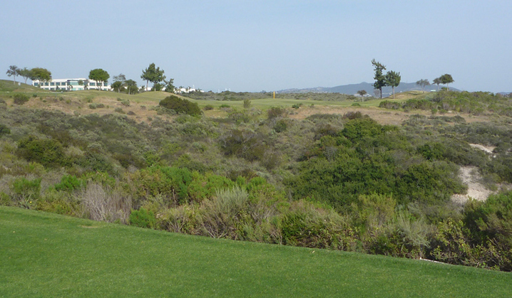 Crossings at Carlsbad Golf Hole 5 Picture