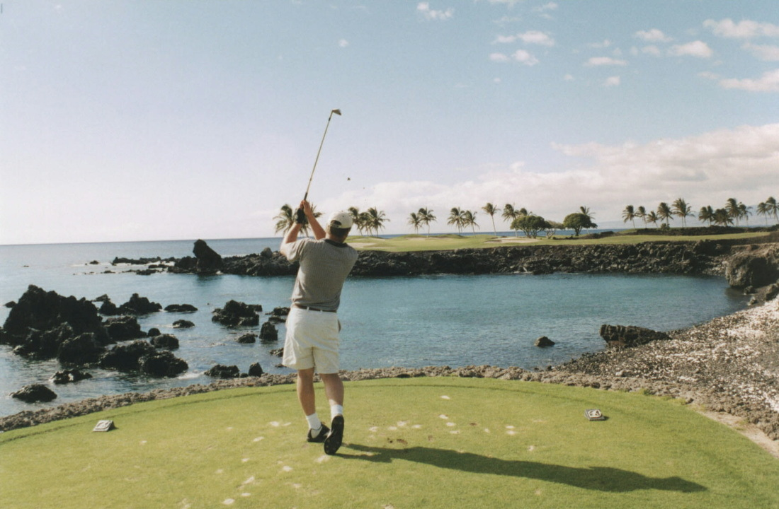 Mauna Lani #15 Picture, Big Island Golf Photo