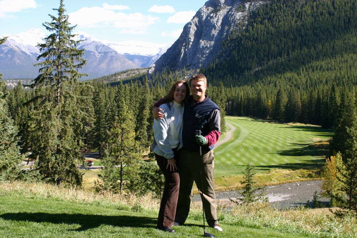 banff golf Picture, top golf picture, golf top 18 photo, golf top 100 photo