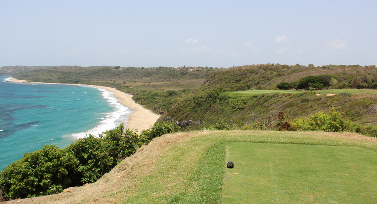 Royal Isabela Golf Hole #17 Picture