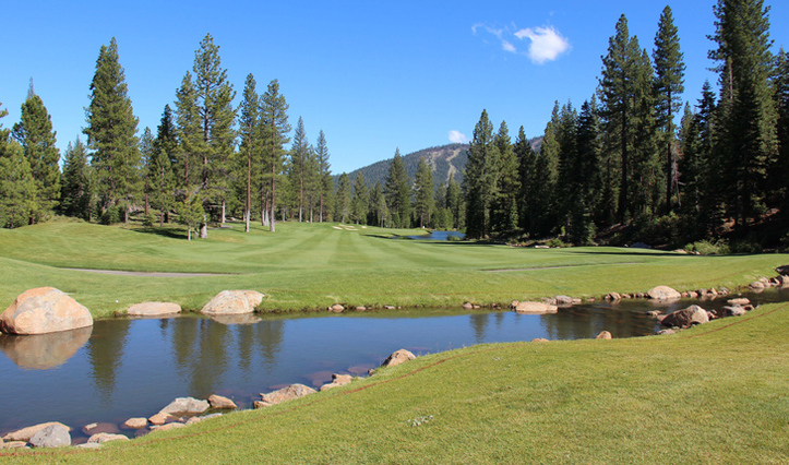 tahoe golf Picture, schaffers mill #18 photo