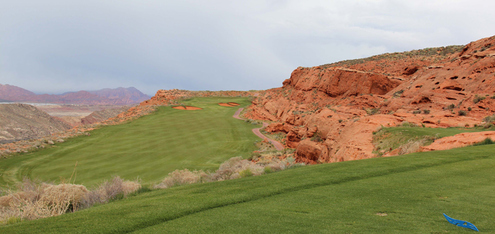 Top Utah Golf Hole Picture