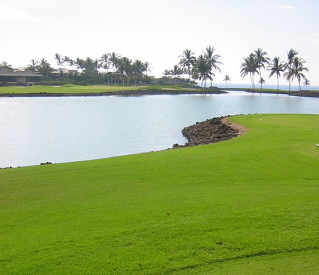 Mauna Lani #12 Picture, Big Island Golf Photo