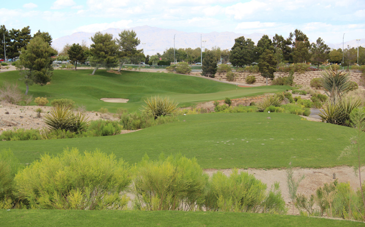 Badlands Golf Picture, Las Vegas Golf Photo, Badlands Desperado Golf Photo, Vegas Golf Review Photo