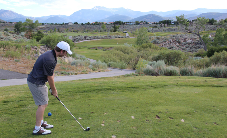 top reno golf photo, nevada golf review photo, reno golf review Picture, wolf run #14 photo