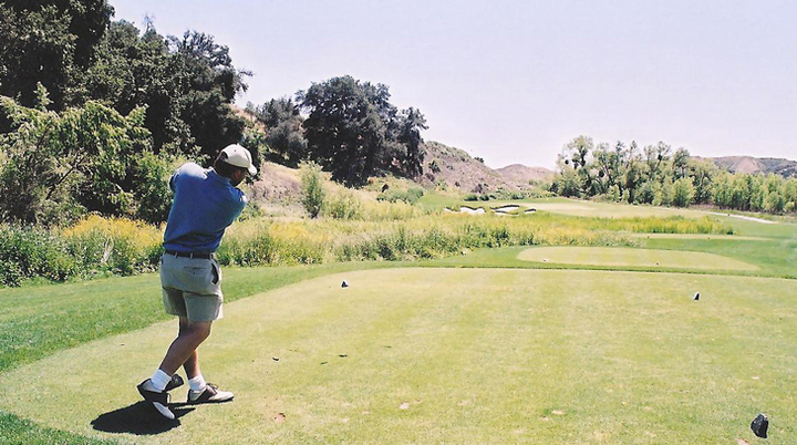 Morongo Golf Legends #8 Photo