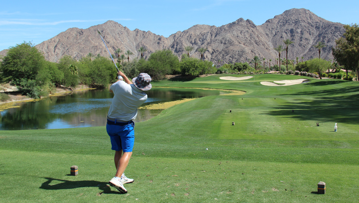 Indian Wells Players Golf Course #17 Picture