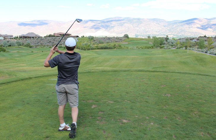 top reno golf photo, nevada golf review photo, reno golf review Picture, wolf run #4 photo