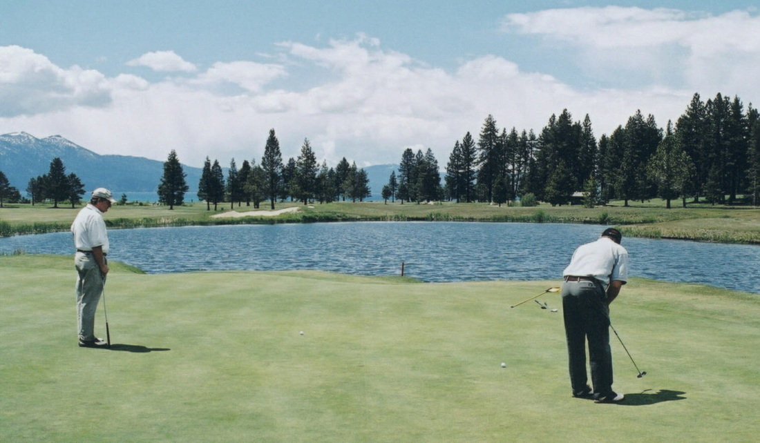 Tahoe Golf Picture