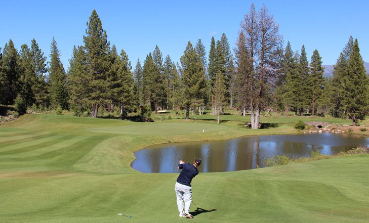 tahoe golf Picture, schaffers mill #17 photo