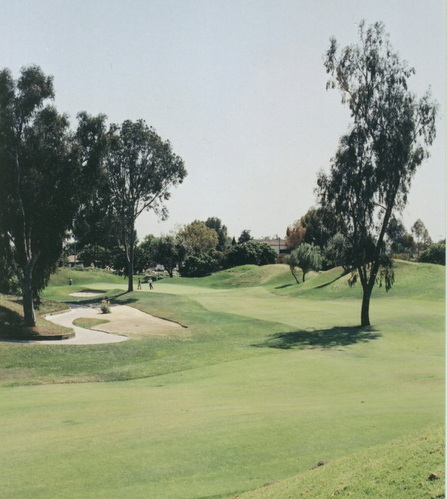Cypress Golf Club Picture, Orange County Golf Photo
