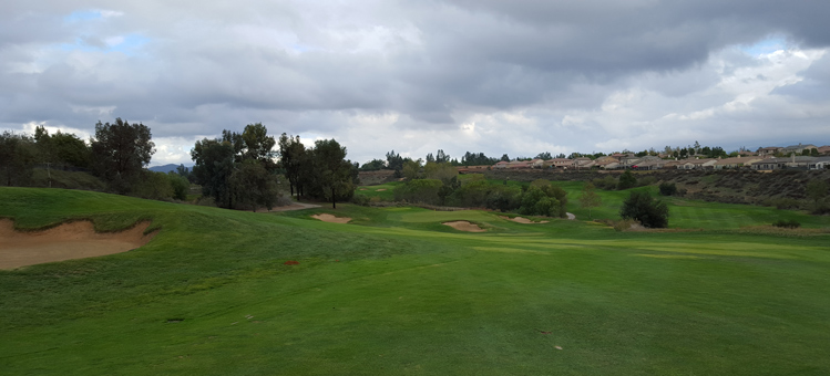 Morongo Tukwet Golf Hole #12 Picture