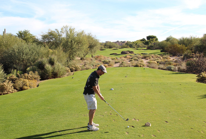 Scottsdale Golf Course Review Picture