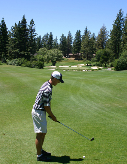 Incline Village Picture, Incline Village Golf Picture, Tahoe Golf Photo, Tahoe Photo, Lake Tahoe Golf Photo