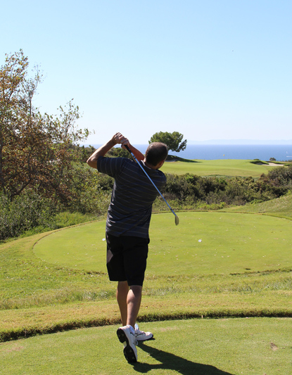 Pelican Hill Golf Hole #16 Picture