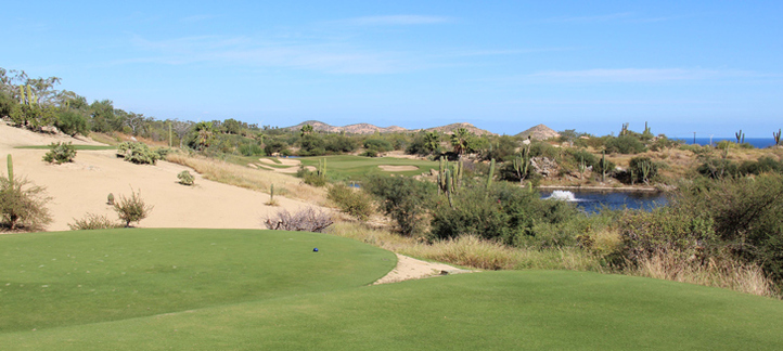 Cabo del Sol Hole #5 Golf Review Picture