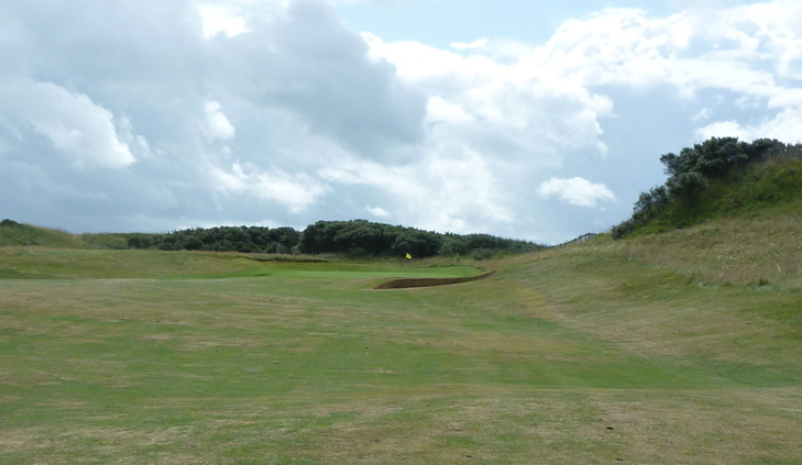 Scotland Golf Picture, Royal Troon Old Course #6 Photo