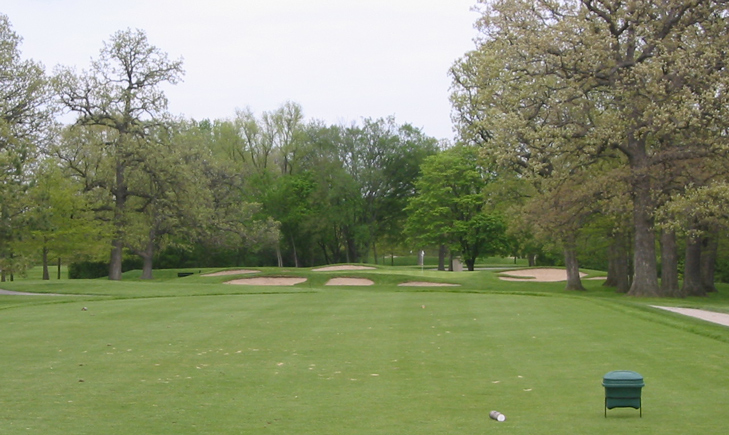 Cog Hill Dubsdreead Golf Hole #3 Picture