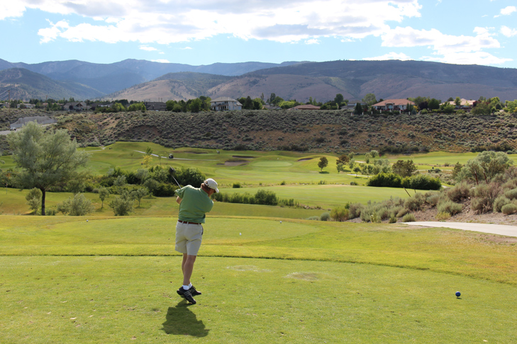 top reno golf photo, nevada golf review photo, reno golf review Picture, wolf run #6 photo