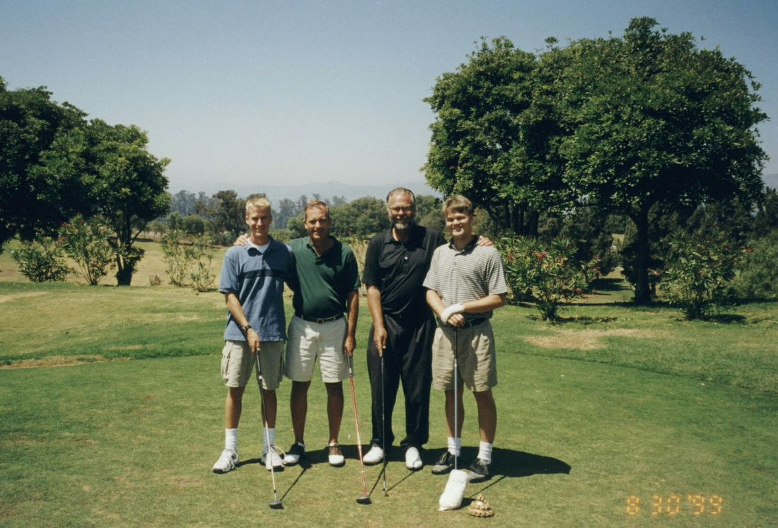 Saticoy Country Club Golf Picture