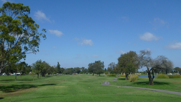 Huntington Beach Golf Picture