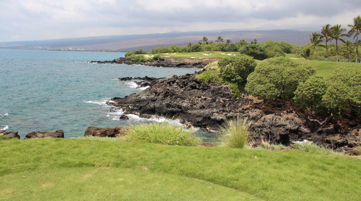 Mauna Kea #3 Picture, Big Island Golf Photo