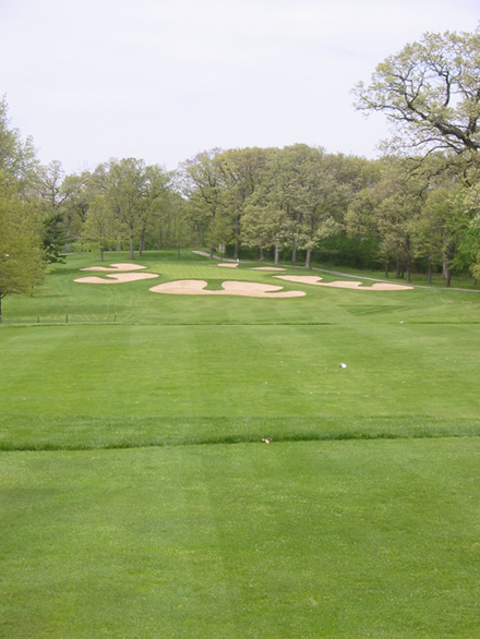 Cog Hill Hole #6 Picture