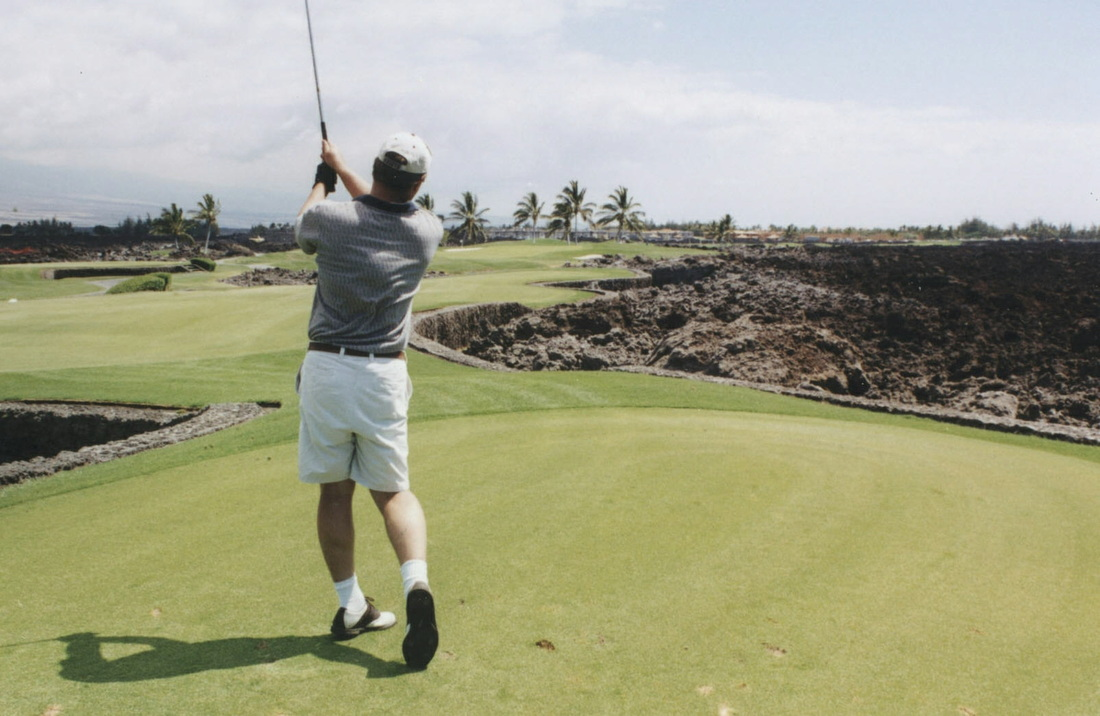 Mauna Lani #3 Picture, Big Island Golf Photo