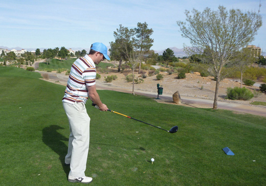 Angel Park Golf Club Picture, Las Vegas Golf Course Photo