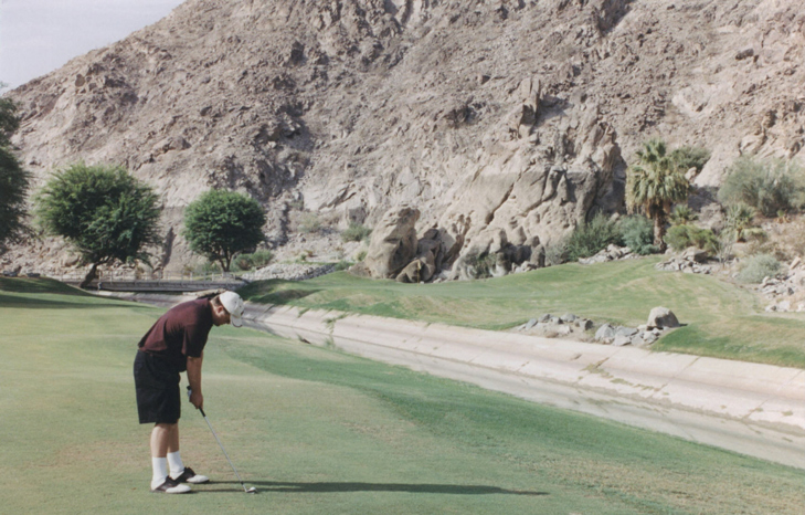 PGA West Palmer Golf Picture