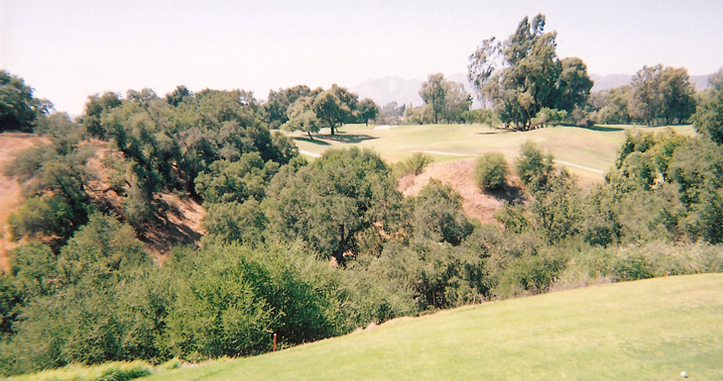 Ojai Valley Inn Golf Hole #4 Picture
