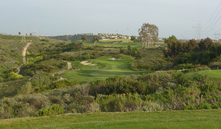 Crossings at Carlsbad Golf Hole 10 Picture