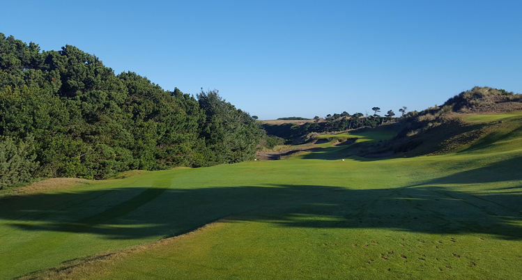 Bandon Preserve Hole #6 Picture