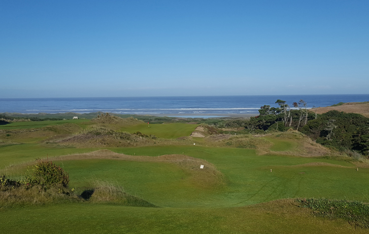 Bandon Preserve Golf # 9 Picture