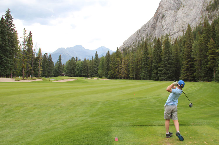 Banff Springs golf course review Picture