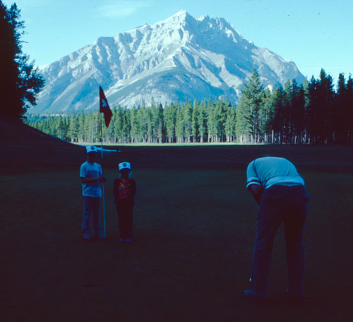 Banff golf review Picture