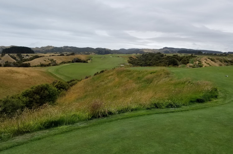 Cape Kidnappers Golf Review Back Nine Picture