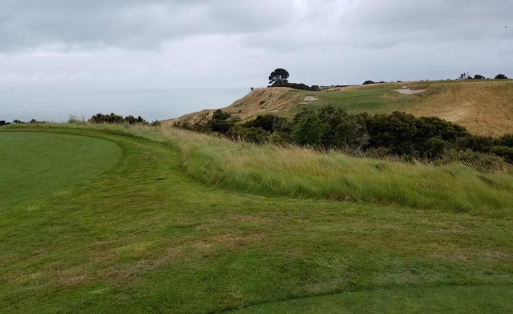 Cape Kidnappers Golf Course Hole #6 Picture