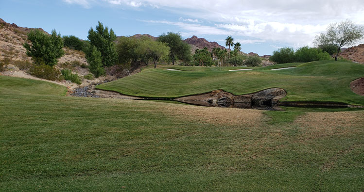 Las Vegas Golf Review Picture