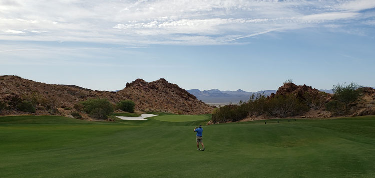 Cascata Golf Hole #13 Picture