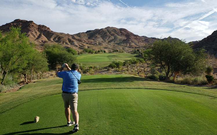 Cascata Golf Course #7 Picture