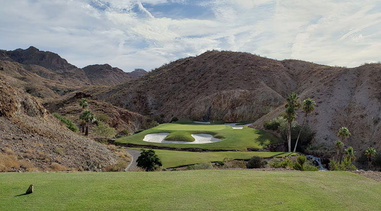 Cascata Golf Hole #7 Picture