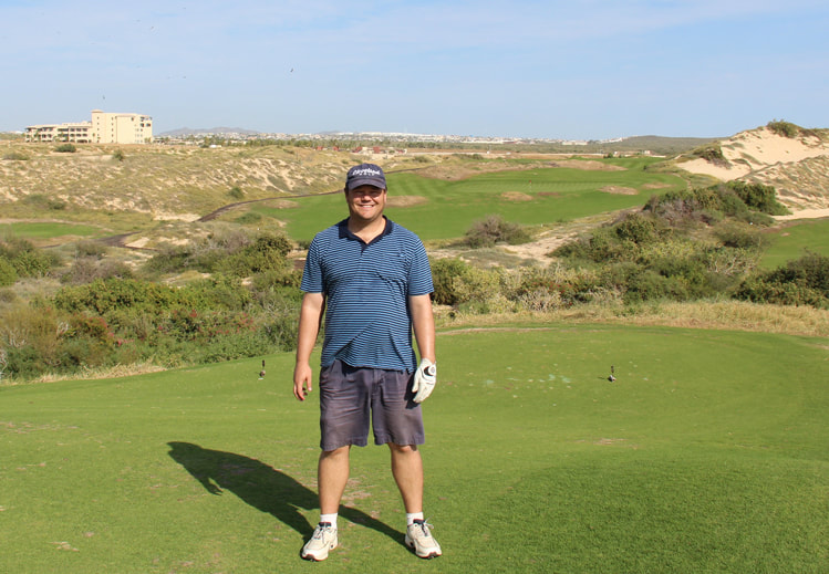 Diamante Top Mexico Golf Picture