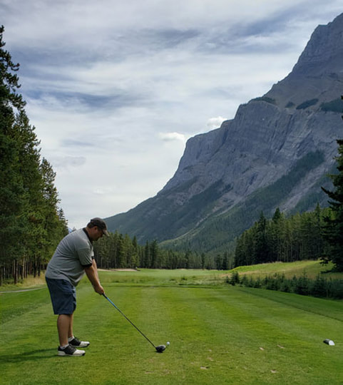Banff Springs golf course #3 Picture